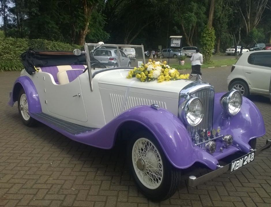 How to Choose The Best Bridal Car in Uganda? | Car Rental Uganda