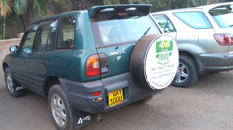 4wd Toyota Rav4, Automatic & Manual Transmission, Petrol Engine.
