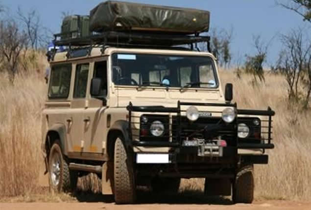 Land Rover Defender Safari Vehicle Self Drive Cars Car Rental Uganda