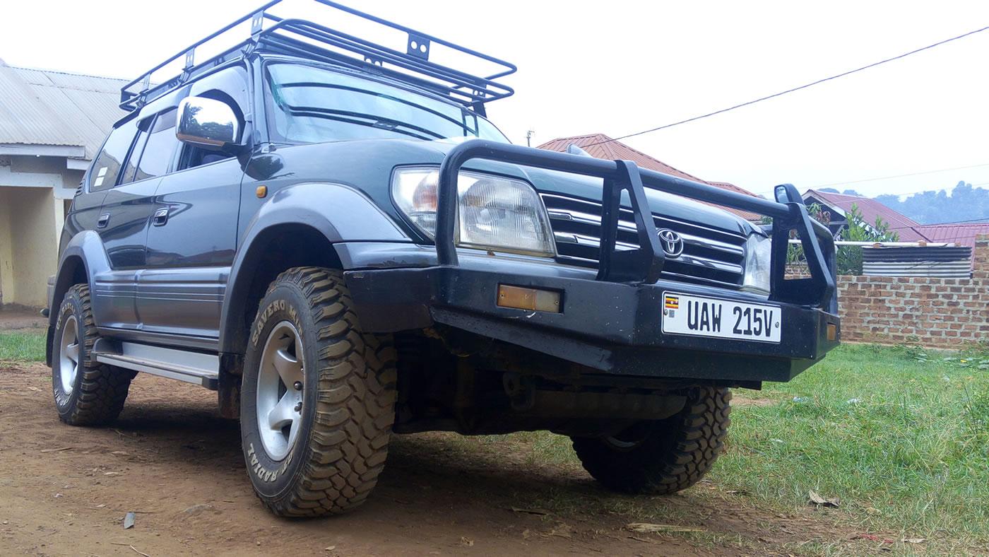 Budget Car Hire Uganda 4x4 Rental Self Drive Kampala