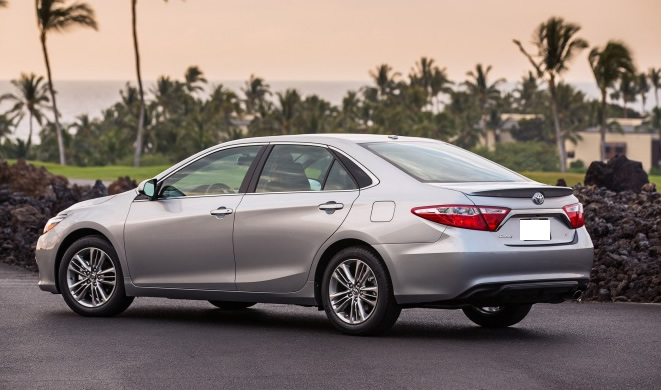 Full-Size – Toyota Camry or similar